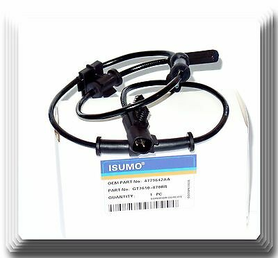 300 Charger Challenger 11-14 2 ABS Wheel Speed Sensor Front Left /& Right Fits