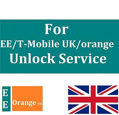 UNLOCK CODE SERVICE FOR iPhone XR X 8 7 6s 6+ 5 5S SE FOR EE ORANGE T MOBILE UK 2