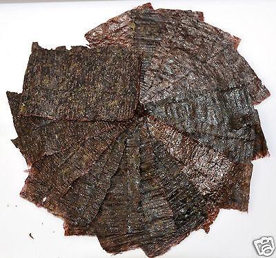 Dried Nori Seaweed Marine Fish Food Green and Dark Red 4 • EUR 2,41