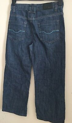 Ted Baker Boys Blue Denim  Trousers Jeans Age-old 13years 4