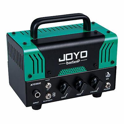 JOYO BanTamP ATOMIC 20 Watt Mini Guitar Tube Head Bluetooth Amplifier Head New 3