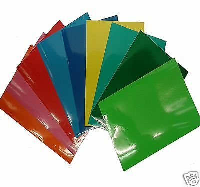 Buy 1 Get 1 Free 1mtr, 5mtr or A4 Self Adhesive Sticky Back Plastic Sign Vinyl 8