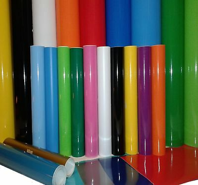 Buy 1 Get 1 Free 1mtr, 5mtr or A4 Self Adhesive Sticky Back Plastic Sign Vinyl 5