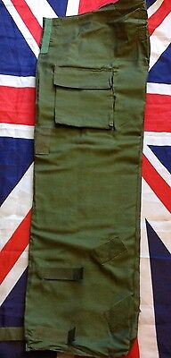 British Army NBC Suit Olive Green -CBRN Suit MK4-NATO 3