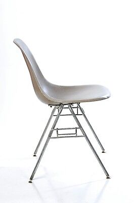 herman miller eames glides for h base shell chair stacking base