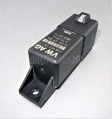 0281003038 Skoda VW Diesel 9-Pin Glow Plugs Relay Bosch 038907281D RB6 4 Zyl