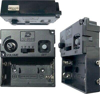 Quartz movement chiming clock kit set or parts, Young Town 12888, shaft 14mm, UK 3