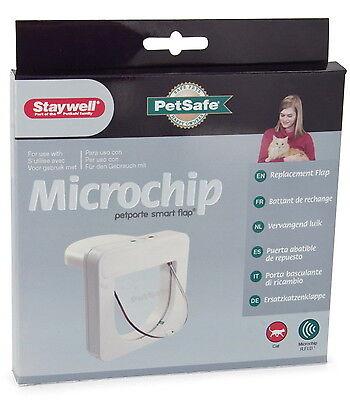 PetPorte Petsafe Replacement Spare Cat Door Flap Pet Porte 2