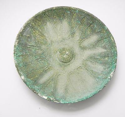 Zurqieh - Holy Land- Persian Occupation. Bronze Bowl. 5Th - 4Th Cent. B.c 2