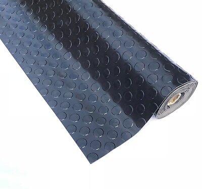 PVC Pavimento Garage Rivestimento Tappeto Rotoli 1M Ampio, No Odore come GOMMA