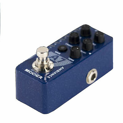 Mooer A7 Ambience Reverb Guitar Pedal New release 2
