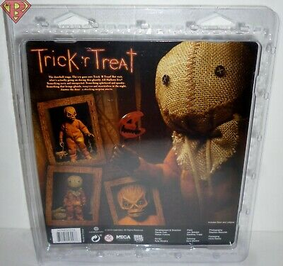 """SAM Trick 'r Treat Movie 8"""" inch Scale 5"""" inch Clothed Action Figure Neca 2019 7"""