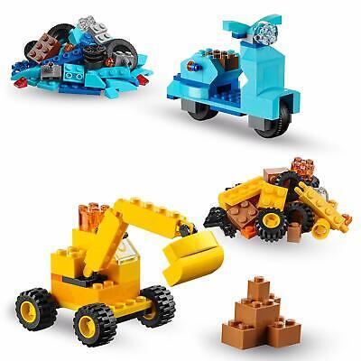 LEGO 10698 Classic Large Creative Brick Box Construction Set, Toy Storage 3