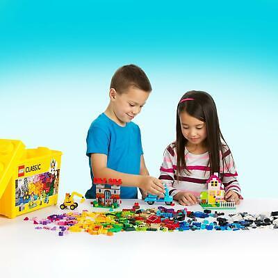 LEGO 10698 Classic Large Creative Brick Box Construction Set, Toy Storage 6