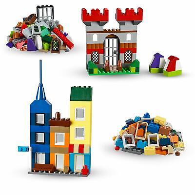 LEGO 10698 Classic Large Creative Brick Box Construction Set, Toy Storage 2