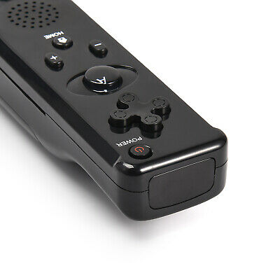 1x / 2x 2 in 1 Built in Motion Plus Remote Controller For Nintendo Wii & Wii U 5