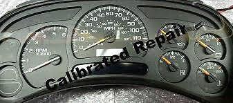 Chevrolet Cavalier 2002 2003 2004 2005 Instrument Gauge Cer Repair 4