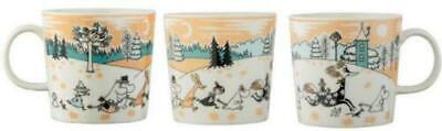 Moomin Moominvalley mugcup Arabia mug Valley Park mag Limited  2019 NEW 7