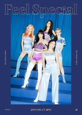 Twice-[Feel Special]8th Mini Album CD+Poster+PhotoBook+Lyric+Card+Pre-Order+Gift 10