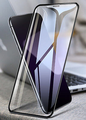 iPhone 11 Pro XS Max XR X 8 7 6 S Plus Tempered Glass Screen Protector for Apple 9