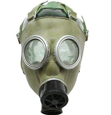 Authentic Polish MC-1 Military 40 mm Gas Mask/Respirator Emergency Gear NEW* 2