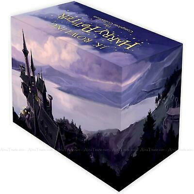 Harry Potter The Complete Collection by J.K. Rowling Children 7 Books Box Set 2