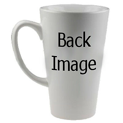 PERSONALISED 17oz LATTE MUG COLLAGE PHOTO IMAGE PICTURE TEXT GIFT TEA COFFEE 7
