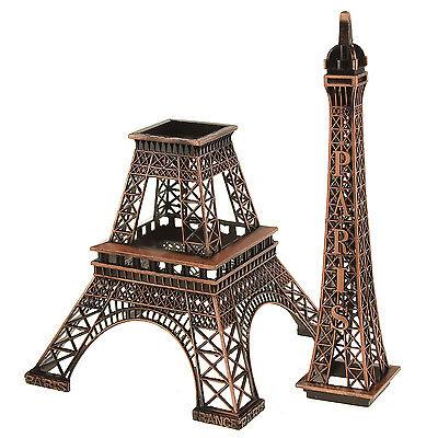 2 Of 6 Tall Giant Parisian Metal Eiffel Tower Table Centerpiece