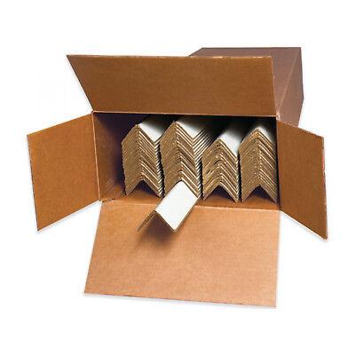 "1 SKID Edge Protectors .120"" thick, 3 x 3 x 30 Corner Protector, 1425 Pack 2"