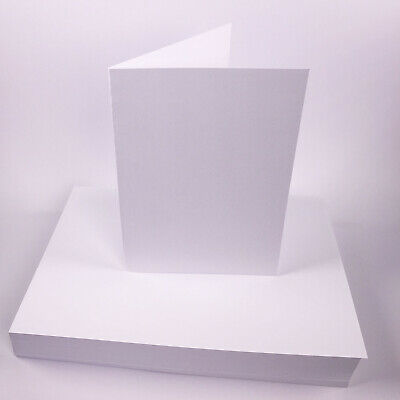 White Card Thick 300gsm 380 micron A5 A4 A3 SRA2 Card Making Smooth Craft 4