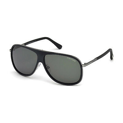 Tom Ford Sonnenbrille UVP € 295,00 Modell CHRIS  0462//S 01D
