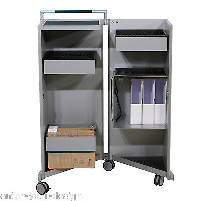 Konig Neurath Do It Caddy Hochcontainer Burowagen Rollschrank