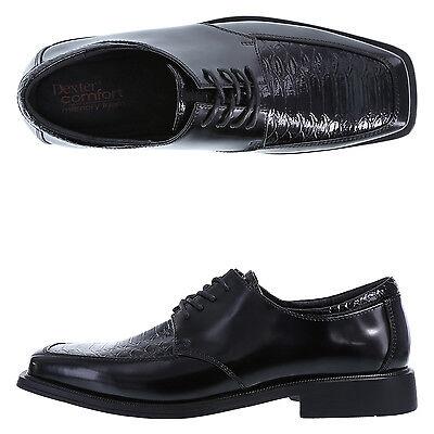 936429d1ea9db ... Dexter Men s Vesper Comfort Dress Shoes (Dexter Memory Foam) 2