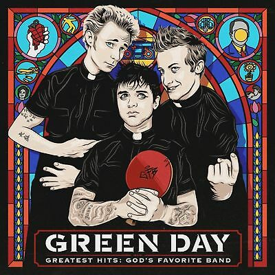 GREEN DAY GREATEST HITS: GOD'S FAVOURITE BAND CD (November 17th 2017) 2