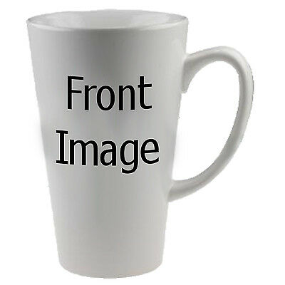 PERSONALISED 17oz LATTE MUG COLLAGE PHOTO IMAGE PICTURE TEXT GIFT TEA COFFEE 6
