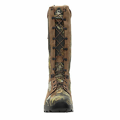7b97a5d8e3e ROCKY PROLIGHT WATERPROOF Snake Proof Hunting Boots Fq0001570 * All Sizes -  New