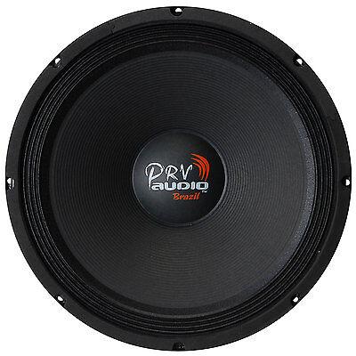 "PRV Audio 15W700 15"" High Power PA Woofer 8 Ohm 3"