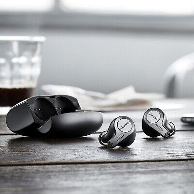 Jabra Elite 65t Titanium Black True Wireless Earbuds (Manufacturer Refurbished) 4
