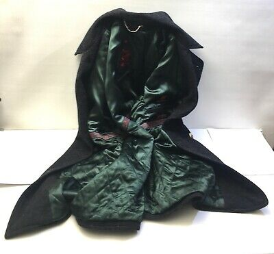 ☛ Dunkelgraue lange Trachten Jacke im Schladminger Stil Adlmaier Gr.: 26 ☚ 6