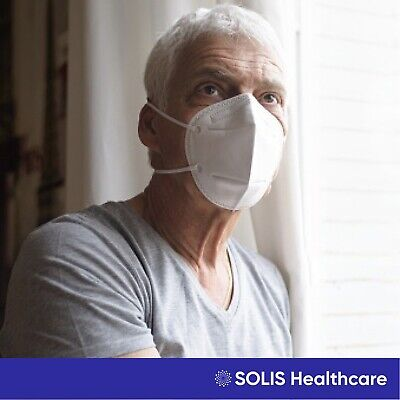 10 Pack KN95 Certified High-Performance 5-Layer Respirator Face Mask Disposable 4