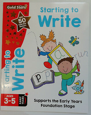Home Early Learning Pre School set of 6 Workbooks Maths English Phonics Age 3- 5 2