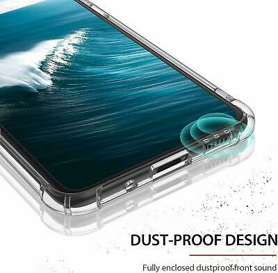For Samsung Galaxy S20 S20+ Ultra S10 S10+ S10E Heavy Duty Soft Clear Case Cover 7