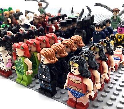 Lego Super Hero Minifigures Authentic Marvel Dc Superheroes Many Rares You Pick! 2