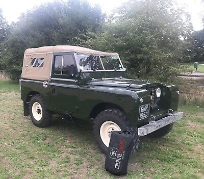 Land Rover Series 1-3 Heavy Duty Cover, Scratch Proof, Waterproof, 4 Layers 3