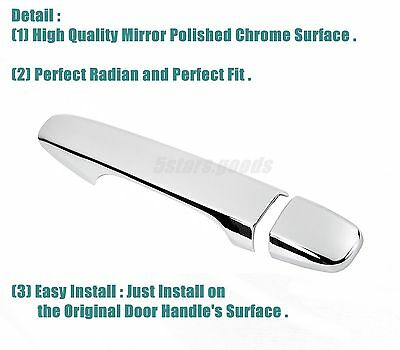 For Toyota Sienna 2011-2019 SES Trims Chrome Mirror Covers