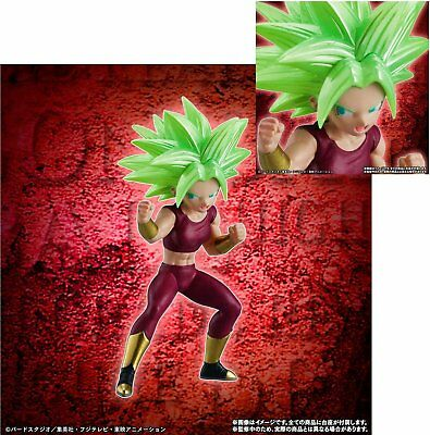 HG Dragon Ball Super Kefla Figure Only Tournament of Power Climax Japan F//S Used