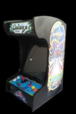Arcade Machine Galaga with 60 Classic Games Brand New Tabletop/ Bartop 2