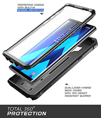 cheap for discount e34f0 74586 SAMSUNG GALAXY NOTE 9 Case, SUPCASE UBPro Full-body Rugged Shockproof Cover  Case