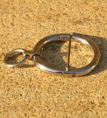 "Halsfessel Handschellen boundshop stainless steel KUB KB 895-N 12""-20"" Bondage 8"