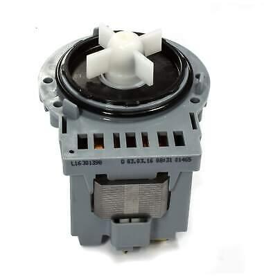 Pompa Scarico Lavatrice Askoll 40W - Universale- Ariston Rex Candy Whirpool Beko 2